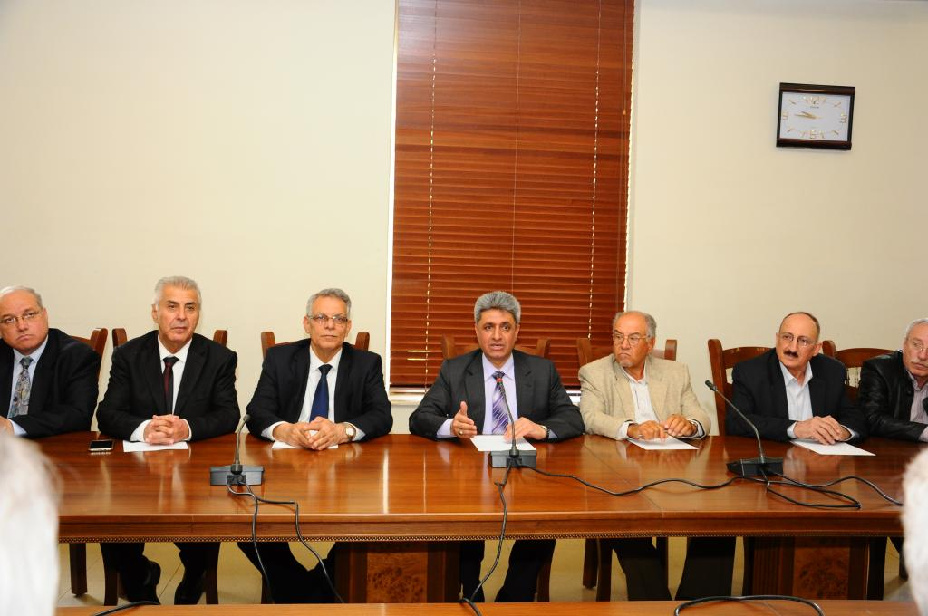Supporting And Developing Cooperation Between Al-Jazeera Private University And Damascus University